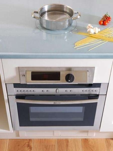 Cooking with induction directly onto Pyrolave stone…..