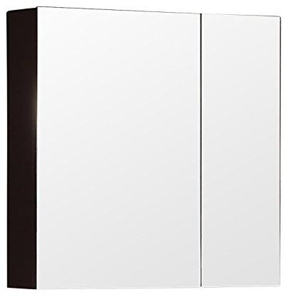"""Fresca Modella 24"""" Espresso Medince Cabinet."""