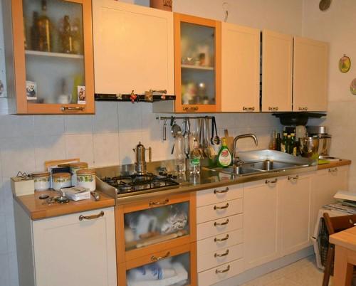 Cambiare look alla cucina - Cambiare colore ante cucina ...