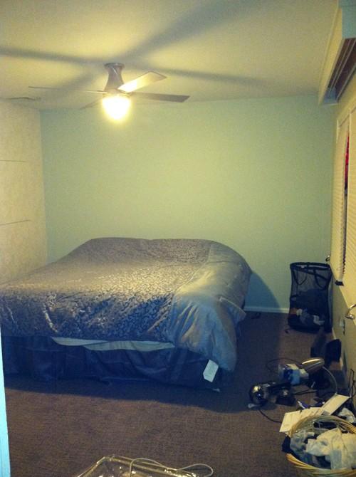 Slant in floor in master bedroom help!