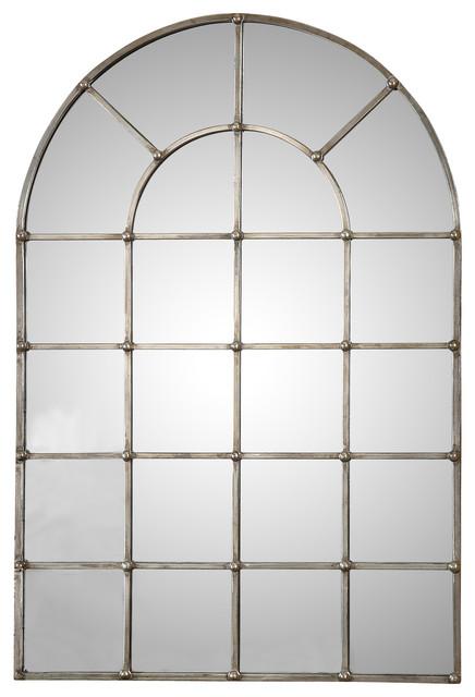 Uttermost Barwell Arched Mirror.