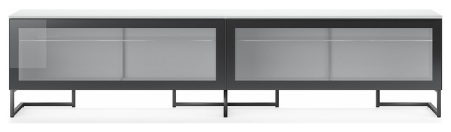 Spazio TV Cabinet - Contemporary - Entertainment Centers And Tv Stands - by Studio Verticale