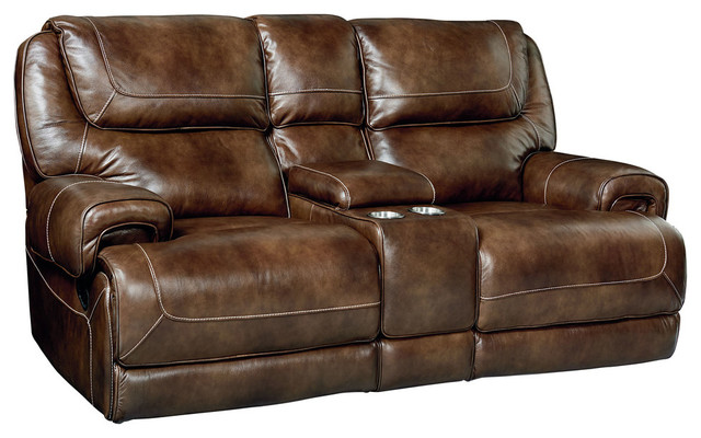 Chisholm, Loveseat, Console Manual Motion