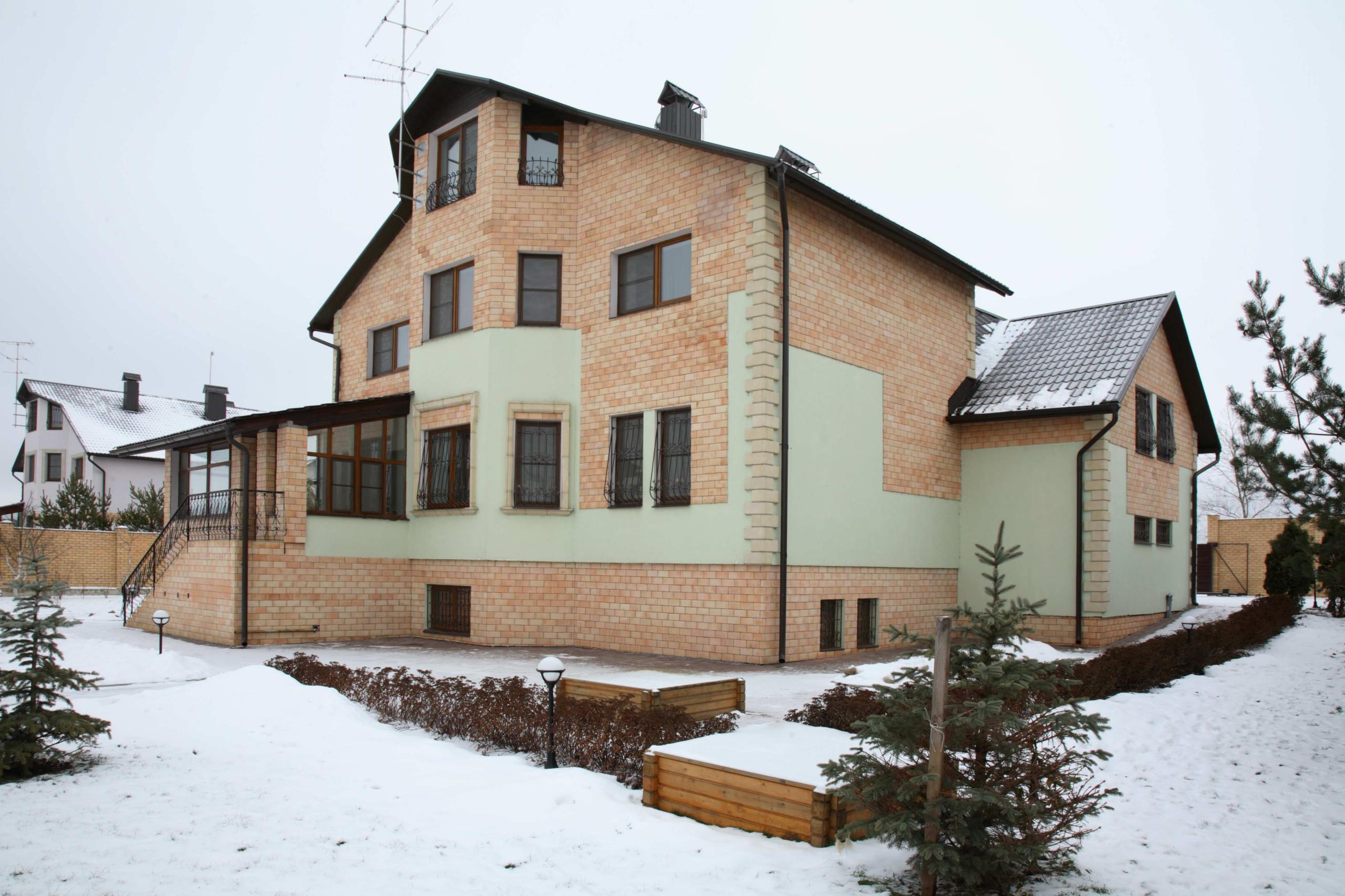 Дом Симферопольское Шоссе 1