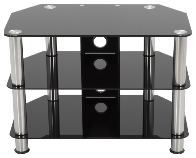 TV Stand, Cable Management, up to 42