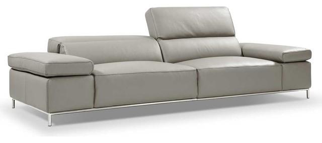I800 Modern Premium Sofa Light Grey