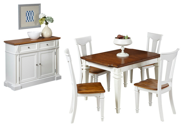 how to style a small bedroom americana 5 dining set with buffet traditional 20589