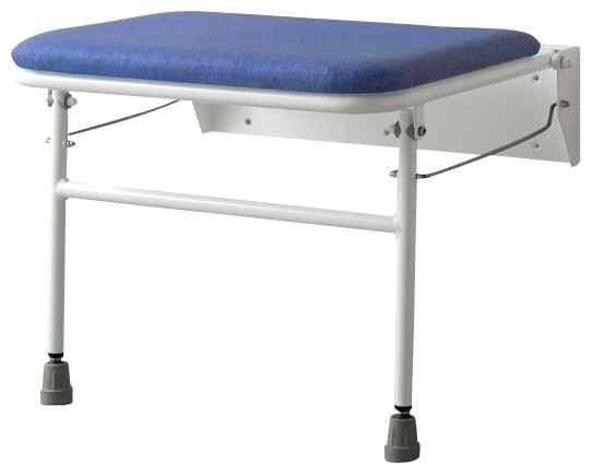 Padded Shower Seat With Legs Contemporary Shower Benches Seats By Trending Accessibility