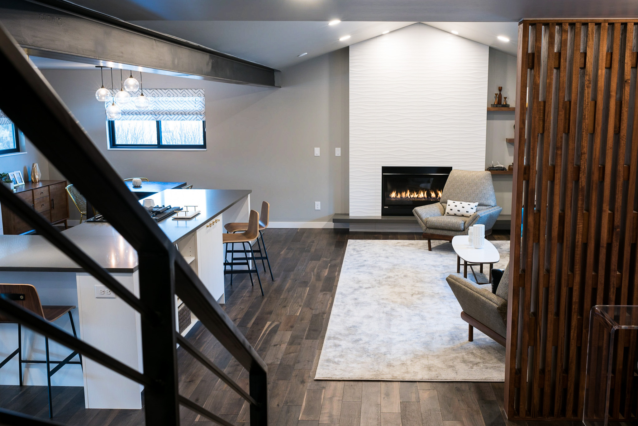 Golden Mid Mod Whole House Remodel