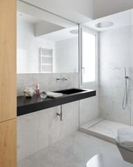 7 baños pequeños modernos llenos de ideas para tu próxima reforma