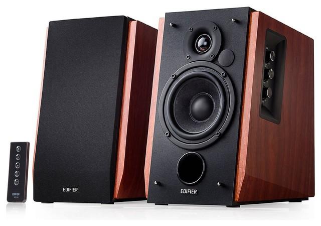Edifier R1700bt Bluetooth Bookshelf Speakers Powered 2 0