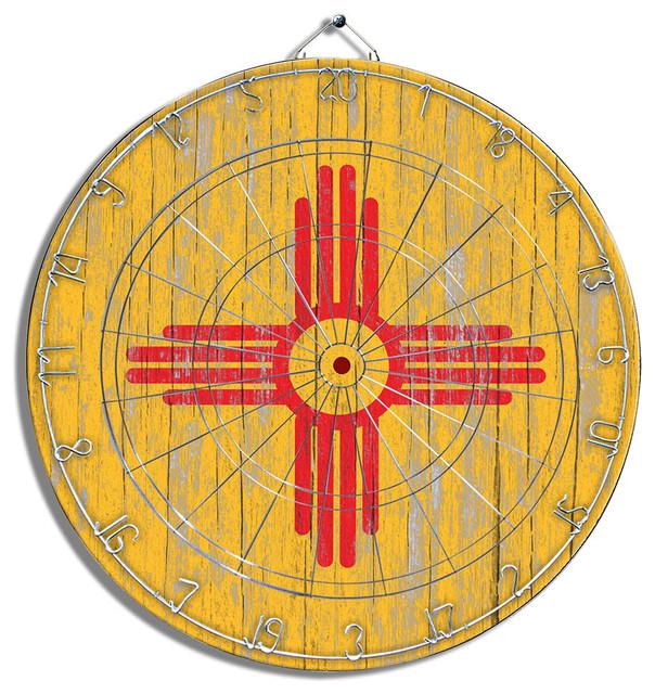 Profiled Ink - New Mexico Dartboard & Reviews | Houzz