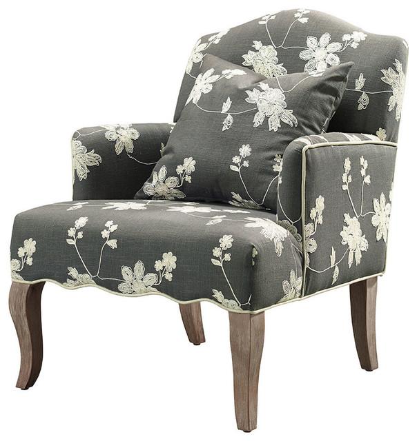 MayFair Modern Blooms Armchair