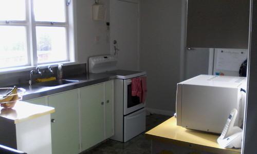 Help with 1960s kitchen design