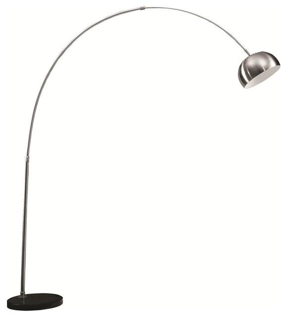 Arch Lamp Small Base, Black.