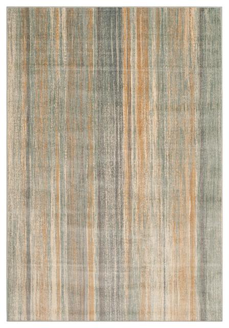 Safavieh Elaina Vintage Inspired Rug, Light Blue, 6&x27;7x9&x27;2.