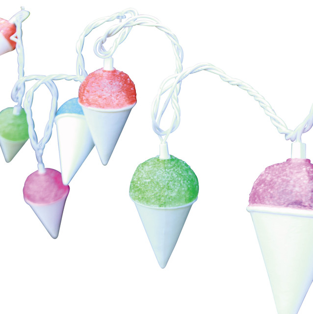 Snow Cone String Lights