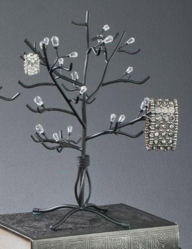 Paper Mache Jewelry Tree