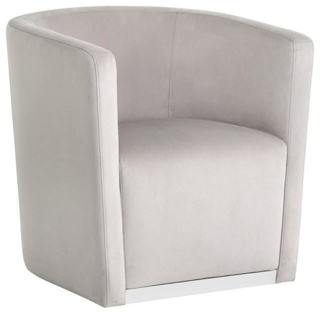 Fantastic Adrian Swivel Chair Antonio Cameo Fabric Machost Co Dining Chair Design Ideas Machostcouk
