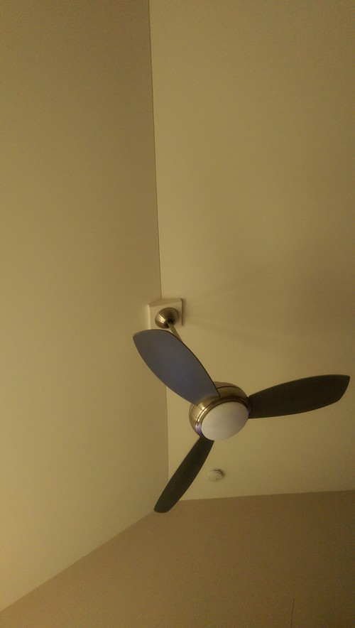 How Much Cooling Does A Ceiling Fan Provide For Sleeping