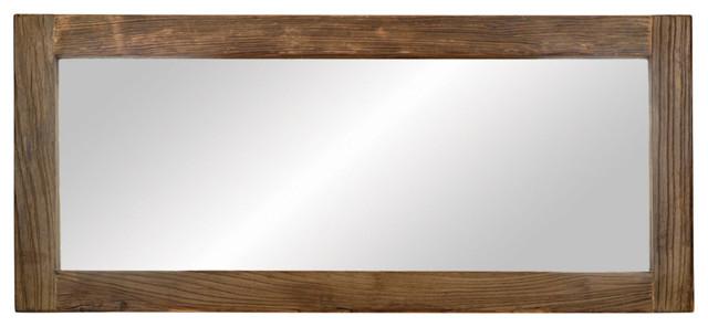 Transition Wall Mirror, 125x55 cm