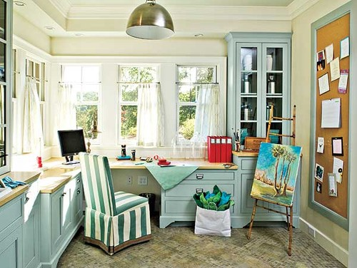 Home Office Inspiration traditional home office