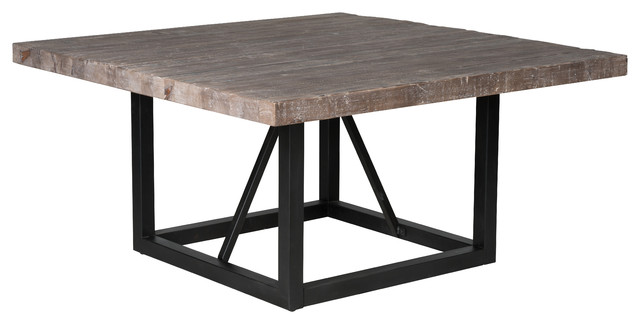 """Mia 60"""" Square Dining Table by Kosas Home"""