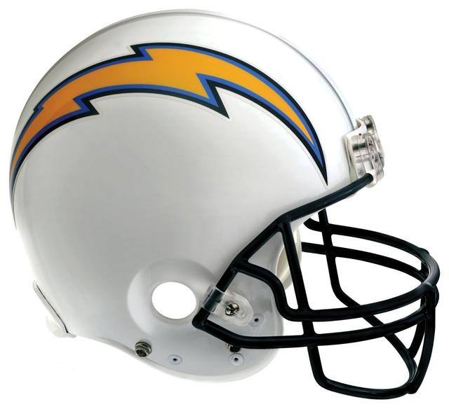 987c036bd71 NFL San Diego Chargers Football Helmet Fathead Wall Sticker - Modern - Wall  Decals - by Store51 LLC
