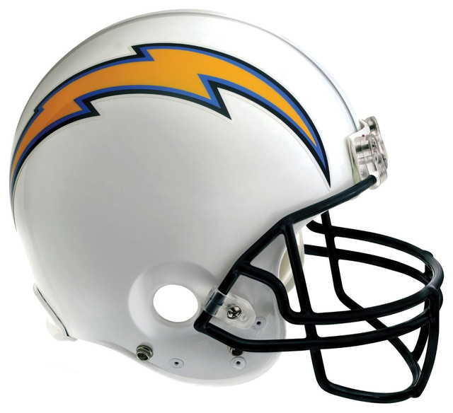 San Diego Chargers Helmets: NFL San Diego Chargers Football Helmet Fathead Wall