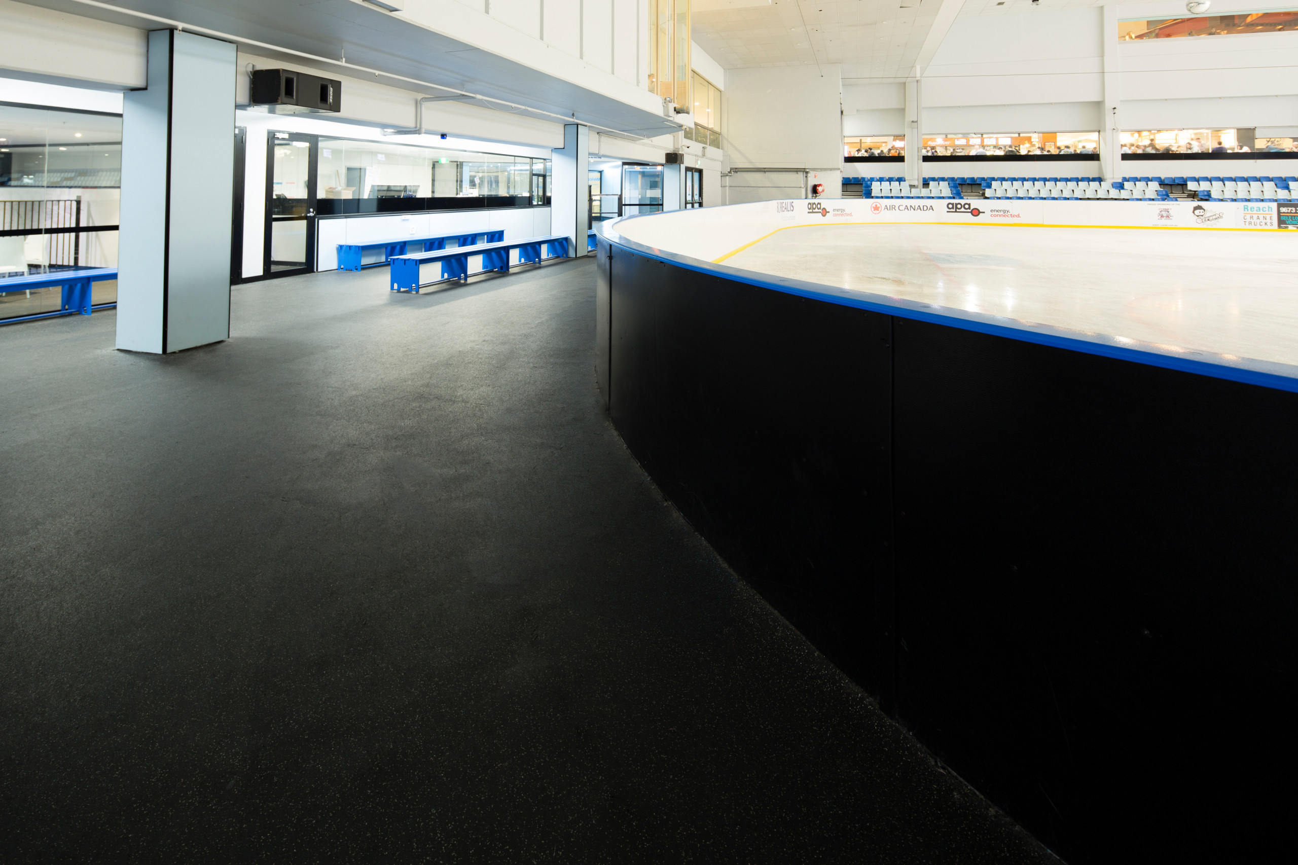 Commercial / Macquarie Ice Rink