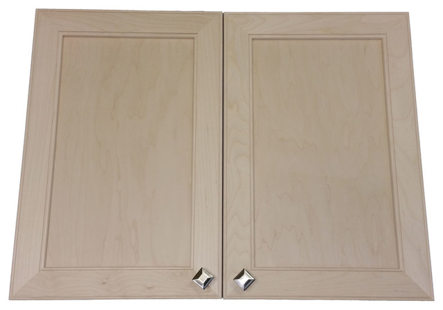 "Village Sq Recessed, Double Door Frameless Medicine Cabinet, 25.5""."