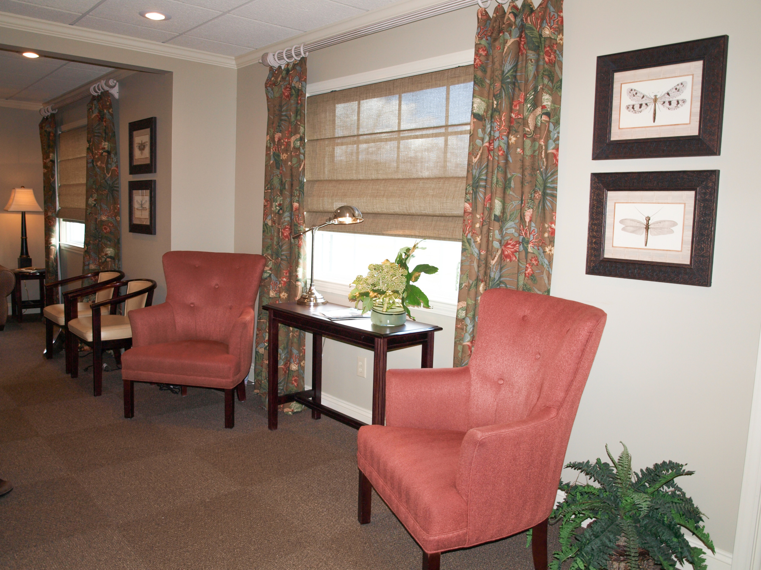 Healthcare: Waiting Room