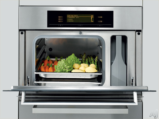 contemporary ovens Steam Oven with Convection Steam Cooking