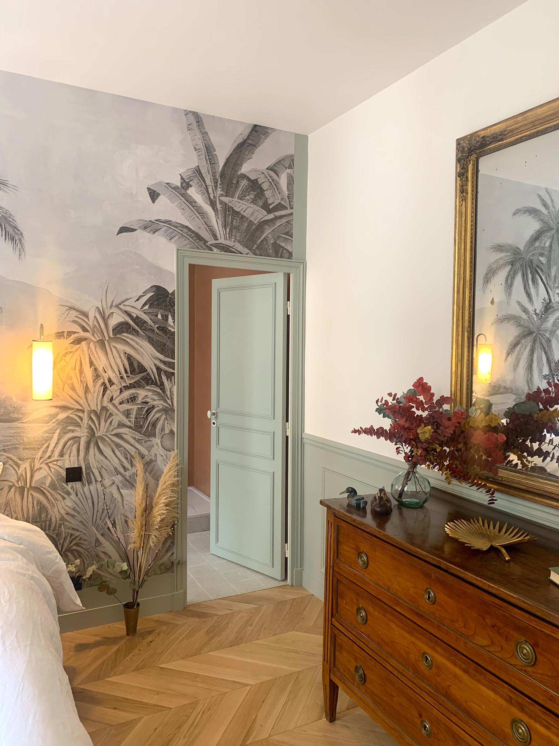 Rénovation appartement Haussmannien de 150 m2