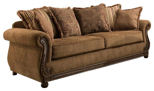 Awesome Traditional Sleeper Sofa s Home Ideas Design