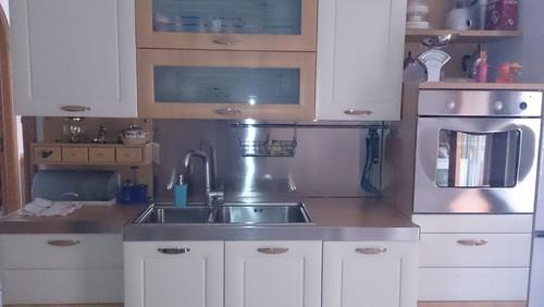 Riciclare la cucina - Scarico cappa cucina ...