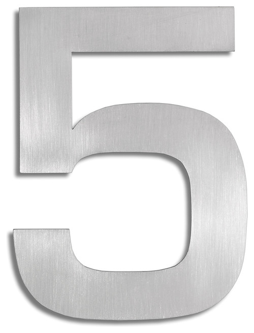 Want large modern house numbers for Big modern house numbers