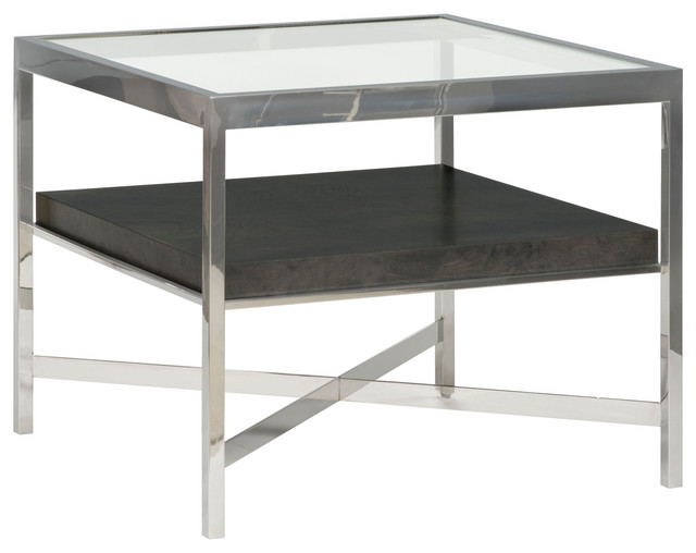 Vanguard Furniture Jasper Square Lamp Table W334slhs