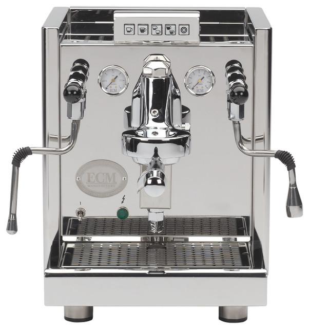 ecm elektronika ii profi switchable espresso machine machines - Industrial Coffee Maker