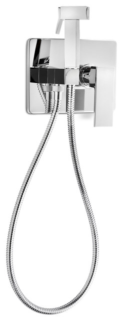 flush mounted shut off shower kit modern shower heads