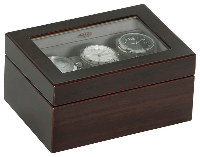 Granby Wooden Watch Box.