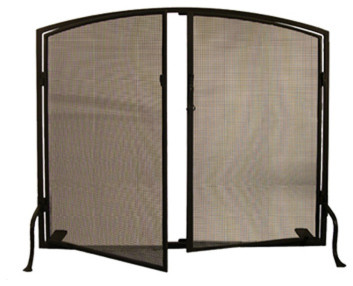Meyda Lighting Fireplace Screen, 29853