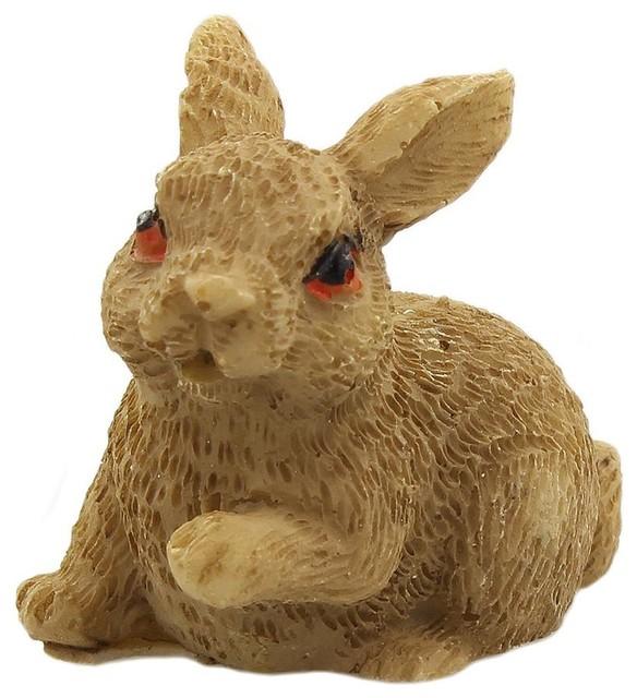 Fairy Garden Miniature Bunny Rabbit