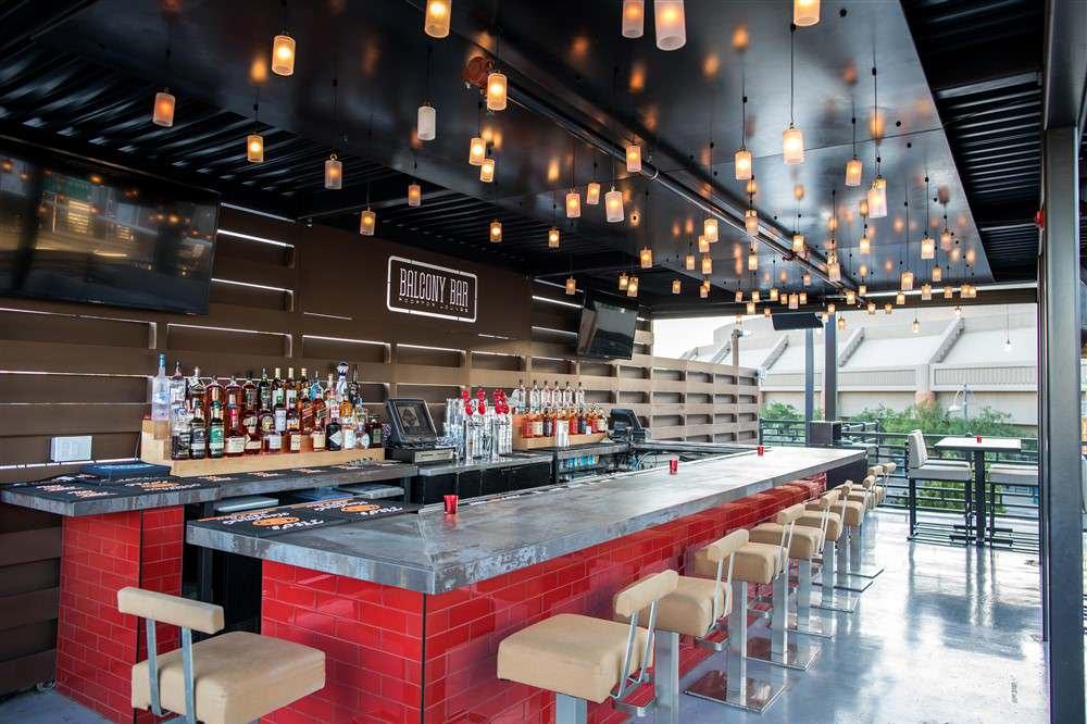 Balcony Bar Scottsdale