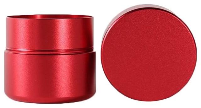 Titanium Aluminum Alloy Coffee Container 2.6x2.4, 10.