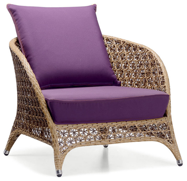 Attractive Flora Exotic Chair Tropical Outdoor Lounge Chairs