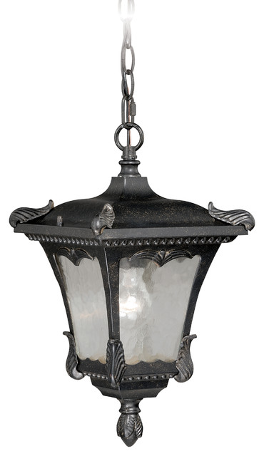 Castile 8-5/8 Outdoor Pendant Light.
