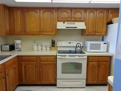 Should I gel stain my cabinets darker?
