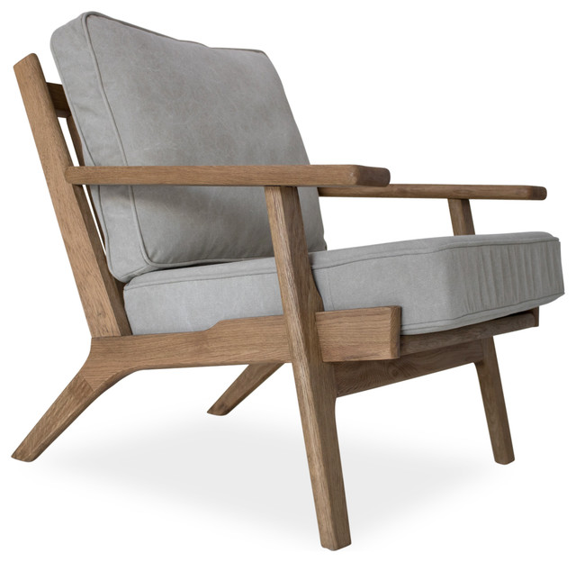 Wondrous Beckett Mid Century Modern Lounge Chair Spiritservingveterans Wood Chair Design Ideas Spiritservingveteransorg