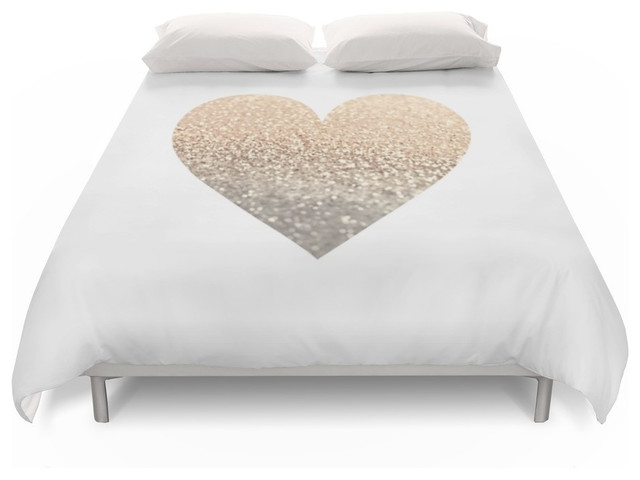 gold duvet cover super king size heart queen contemporary canada